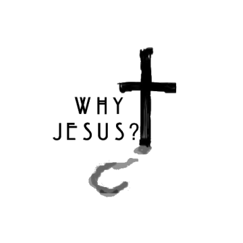 Why Jesus Logo