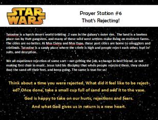 Prayer Station 6